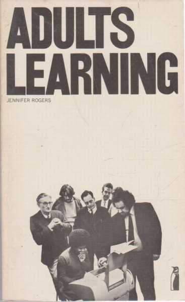 Adults Learning, Jennifer Rogers