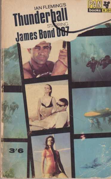 Ian Fleming's Thunderball Starring James Bond 007, Ian Fleming