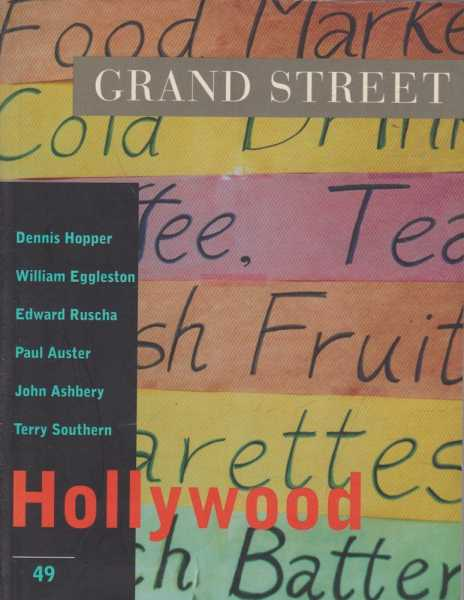 Grand Street Hollywood, Jean Stein