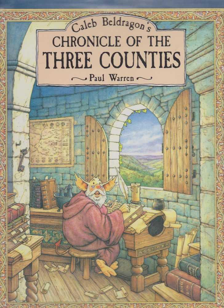 Caleb Beldragon's Chronicle of the Three Counties, Warren, Paul