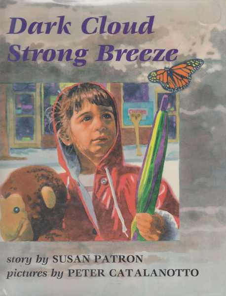 Dark Cloud Strong Breeze, Susan Patron