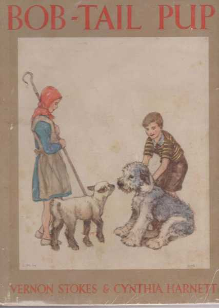 Bob-Tail Pup, Vernon Stokes & Cynthia Harnett