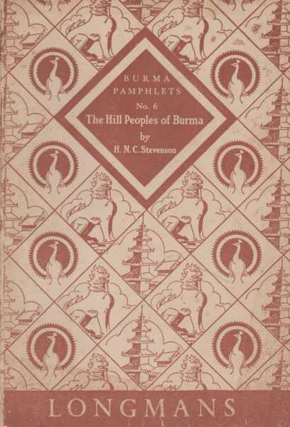 Burma Pamphlets No. 6: The Hills of Burma