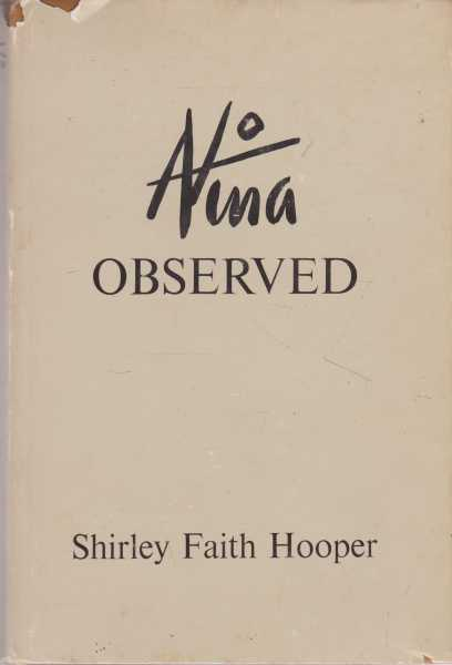 Nina Observed - A Portrait of the Artists Nine Campbell-Quine, Shirley Faith Hooper