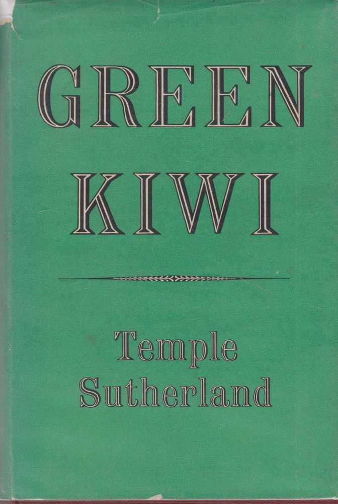 Green Kiwi, Temple Sutherland