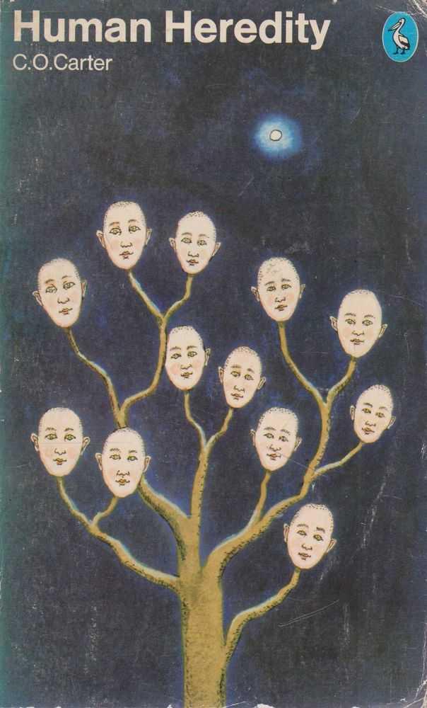 Human Heredity, C. O. Carter