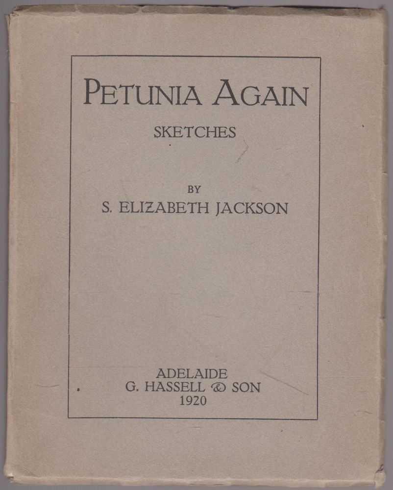 Petunia Again - Sketches, S. Elizabeth Jackson