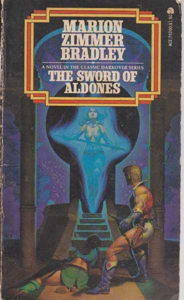 The Sword Of Aldones, Marion Zimmer Bradley and The Friends of Darkover