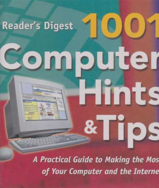 Reader's Digest 1001 Computer Hints & Tips, Carol Natsis - Editor