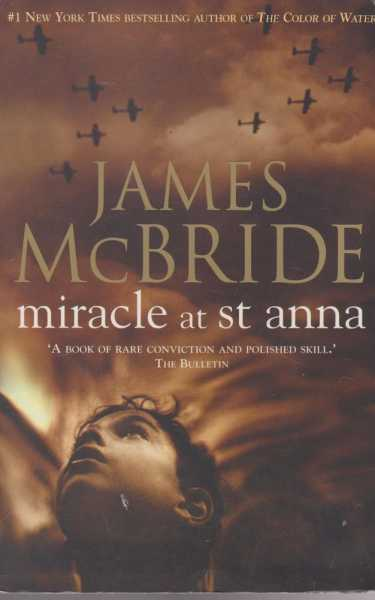 Miracle at St Anna, James McBride