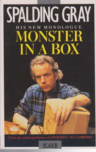 Monster In A Box, Spalding Gray