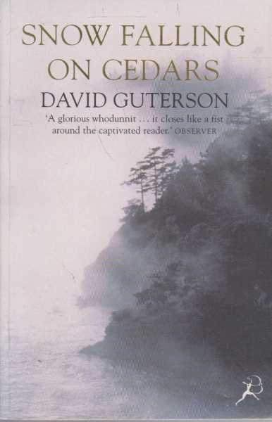 Snow Falling On Cedars, David Guterson