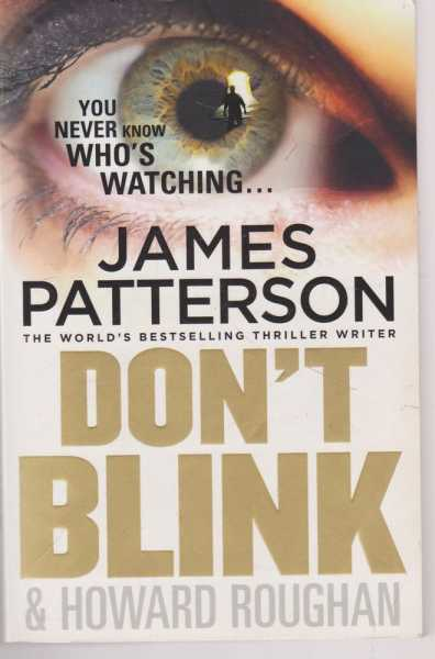Don't Blink, James Patterson