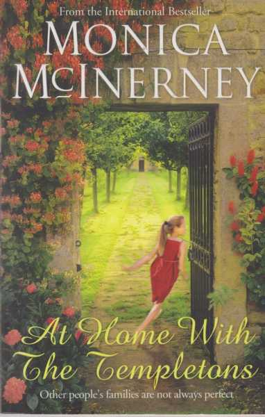 At Home with the Templetons, Monica McInerney