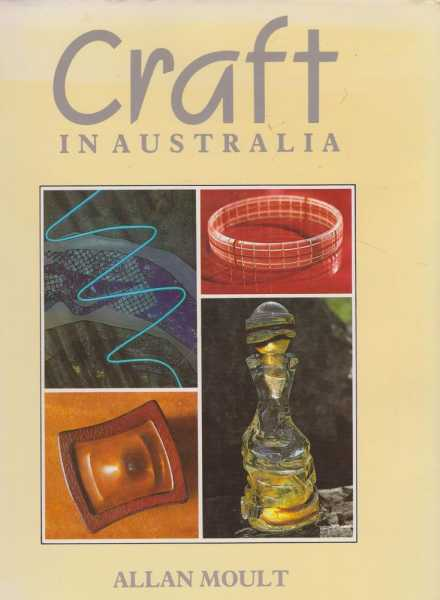 Craft in Australia, Allan Moult