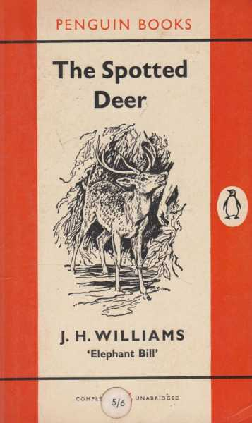 The Spotted Deer, J. H. Williams
