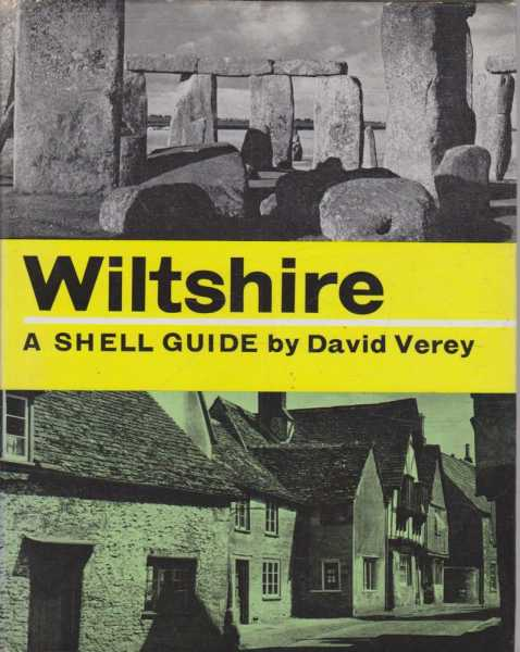 Wiltshire A Shell Guide, David Verey