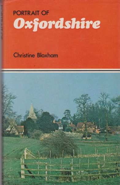 Portrait of Oxfordshire, Christine G. Bloxham