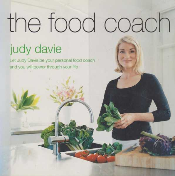 The Food Coach, Judy Davie