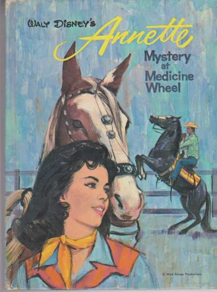 Walt Disney's Annette - Mystery At Medicine Wheel, Barlow Meyers