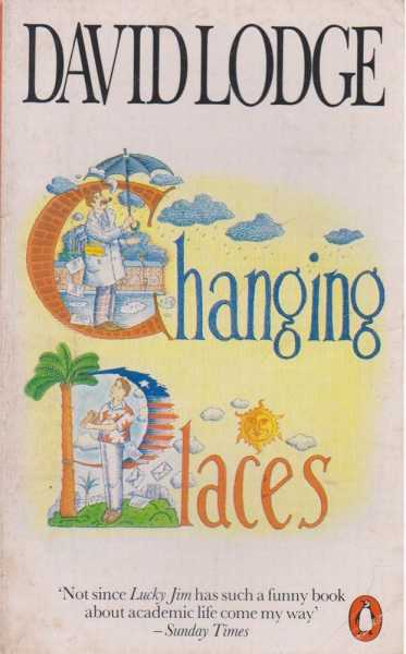 Changing Places, David Lodge