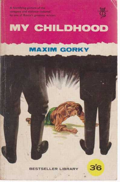 My Childhood, Maxim Gorky