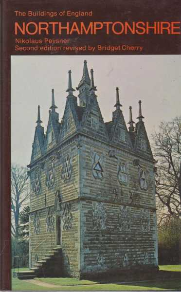 Nottinghamshire [The Buildings of England], Nikolaus Pevsner [Revised by Bridget Cherry]