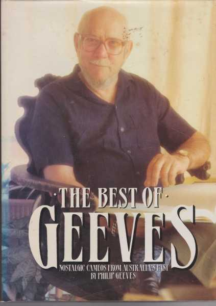 The Best of Geeves - Nostalgic Cameos from Australia's Past, Philip Geeves