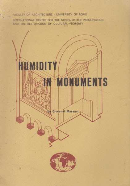Humidity in Monuments, Giovanni Massari