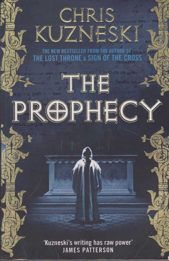 The Prophecy, Chris Kuzneski