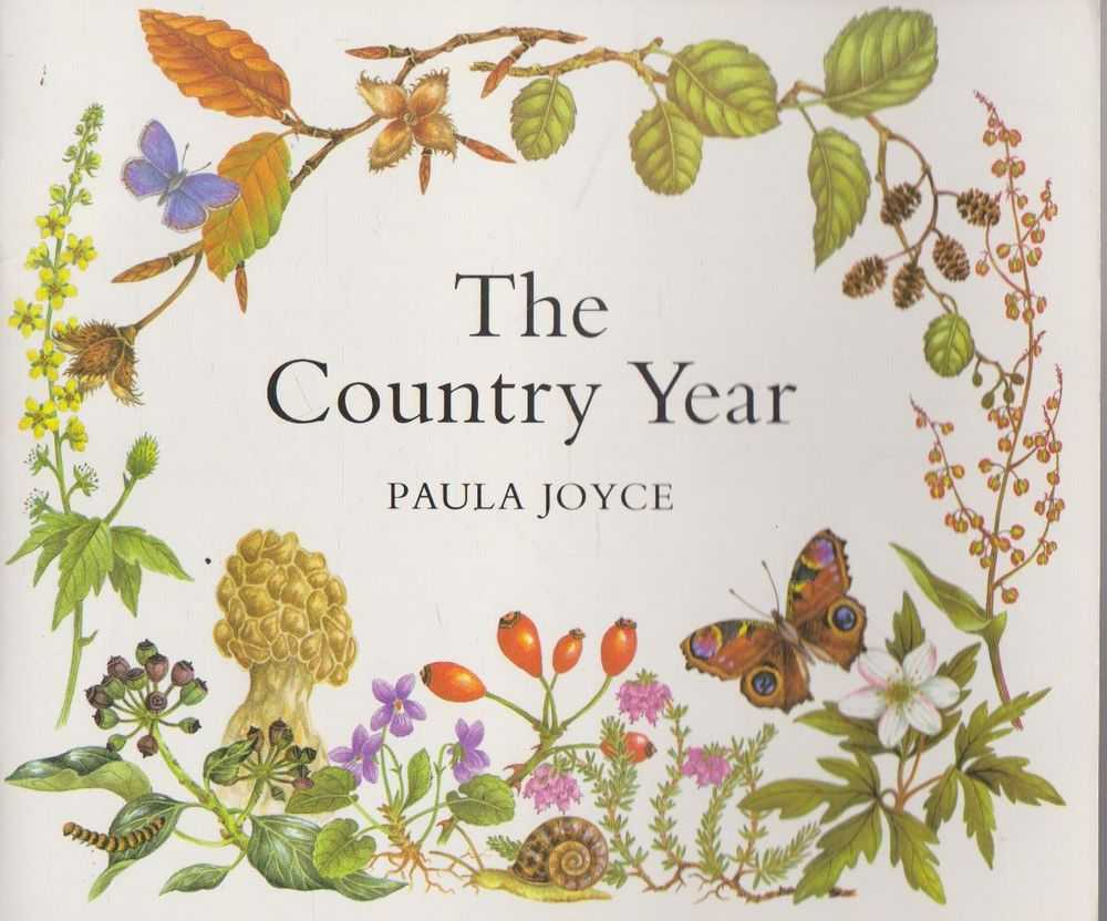 THE COUNTRY YEAR, Paula Joyce,