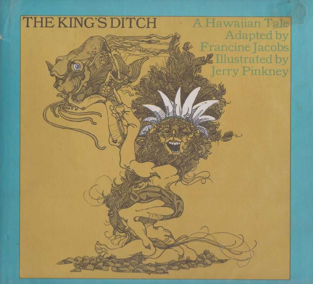 The King's Ditch - A Hawaiian Tale, Francine Jacobs