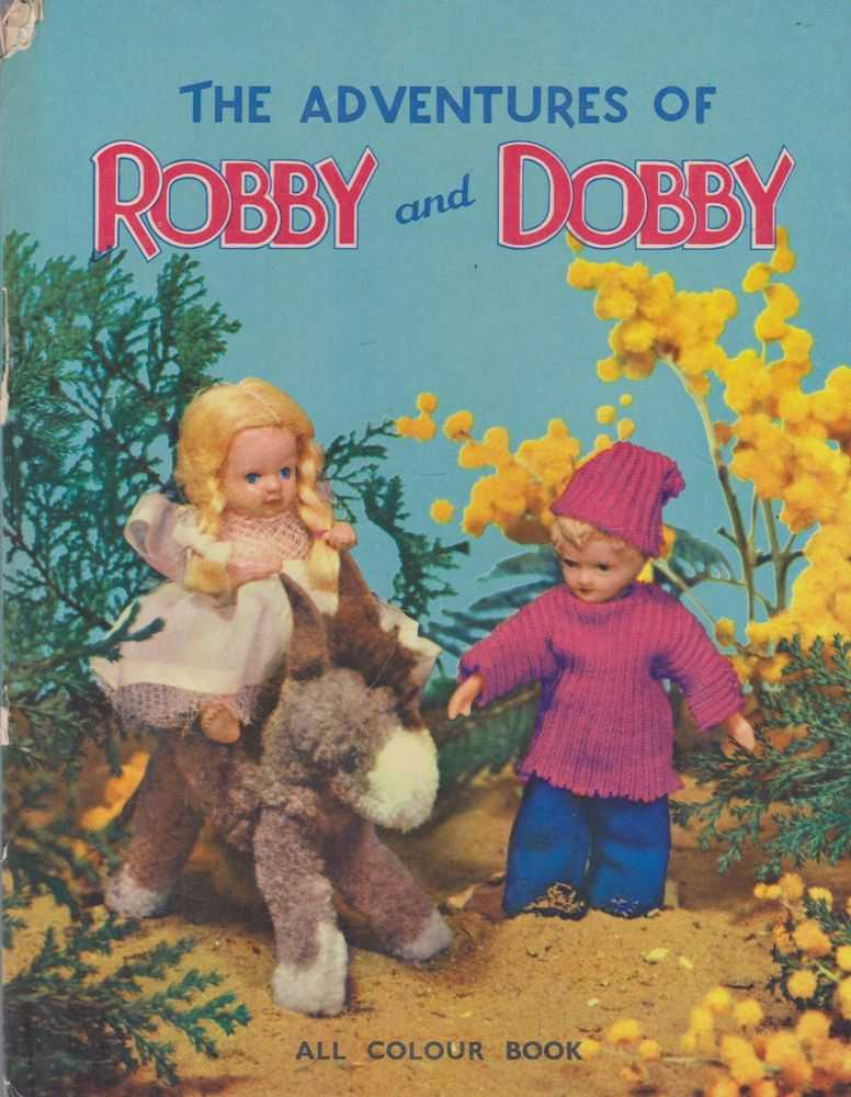 The Adventures of Robby and Dobby, No Author Stated