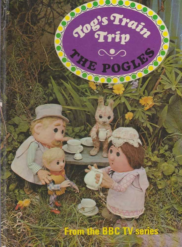 The Pogles: Tog's Train Trip [From The BBC Series], Oliver Postgate