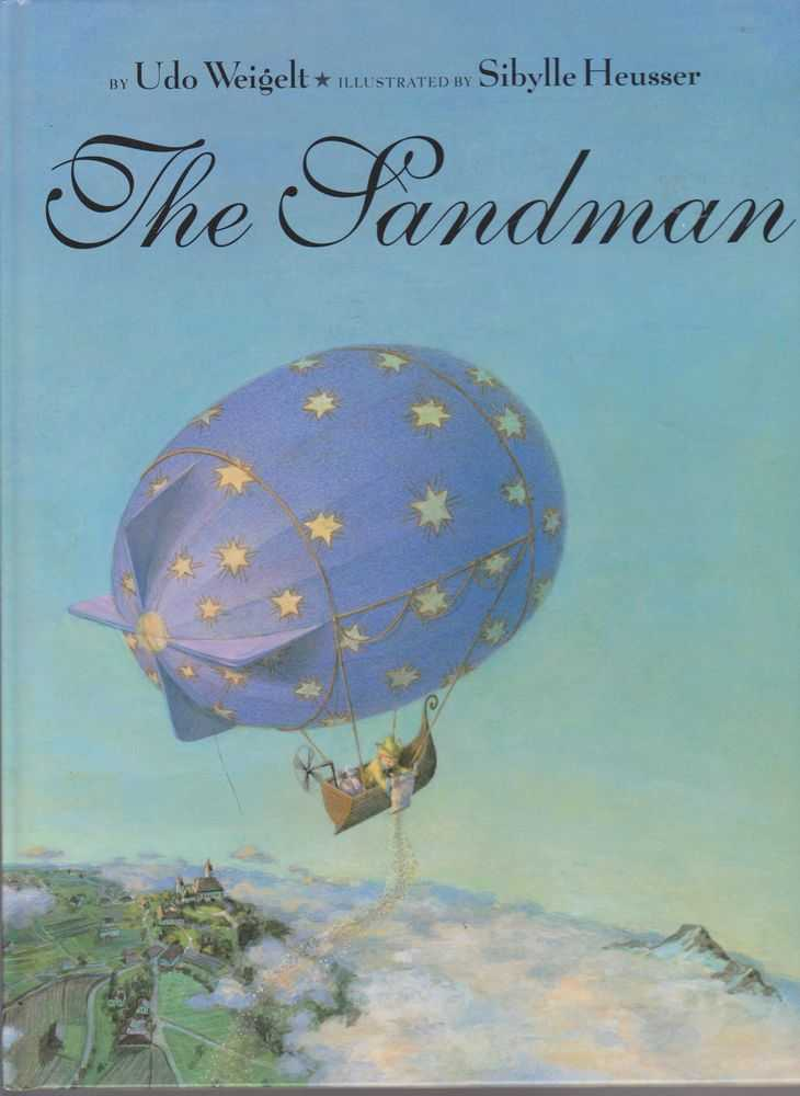The Sandman, Udo Weigelt