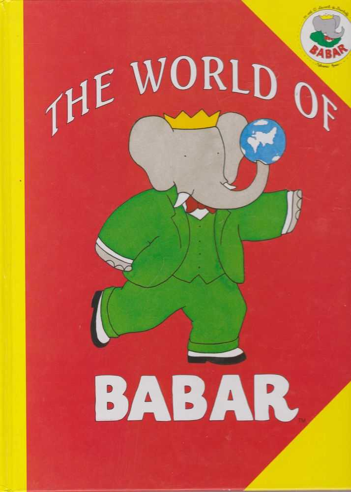 The World of Babar [Activity Book], Lesley Young