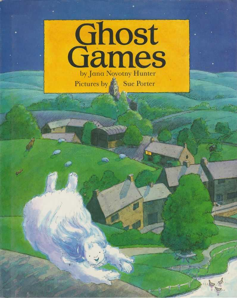 Ghost Games, Jana Novotny Hunter