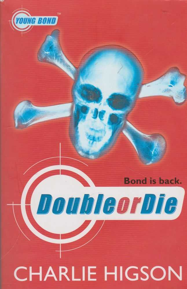 Young Bond: Double or Die, Charlie Higson