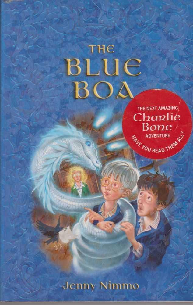 The Blue Boa, Jenny Nimmo