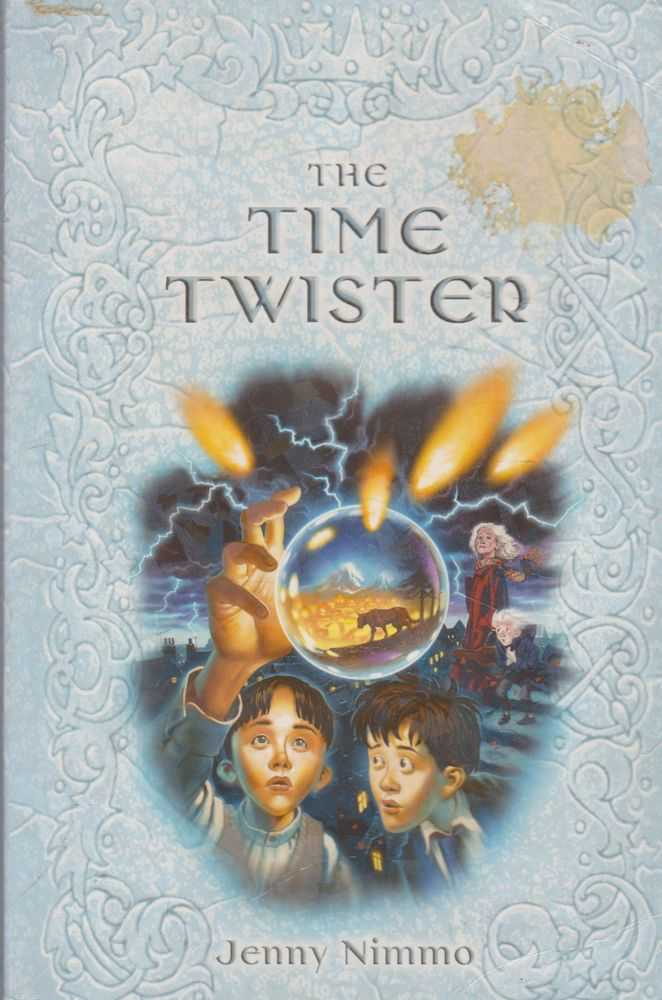 The Time Twister, Jenny Nimmo