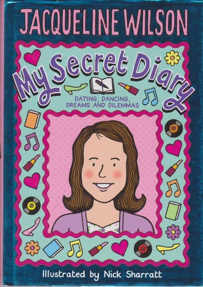 My Secret Diary, Jacqueline Wilson