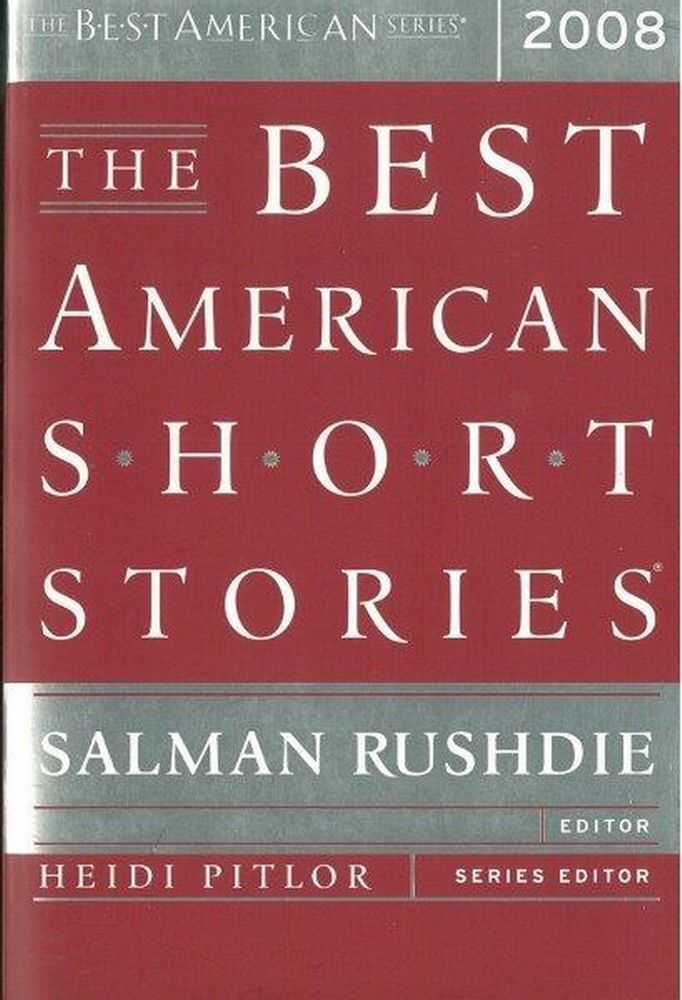 The Best American Short Stories 2008, Various Contributors