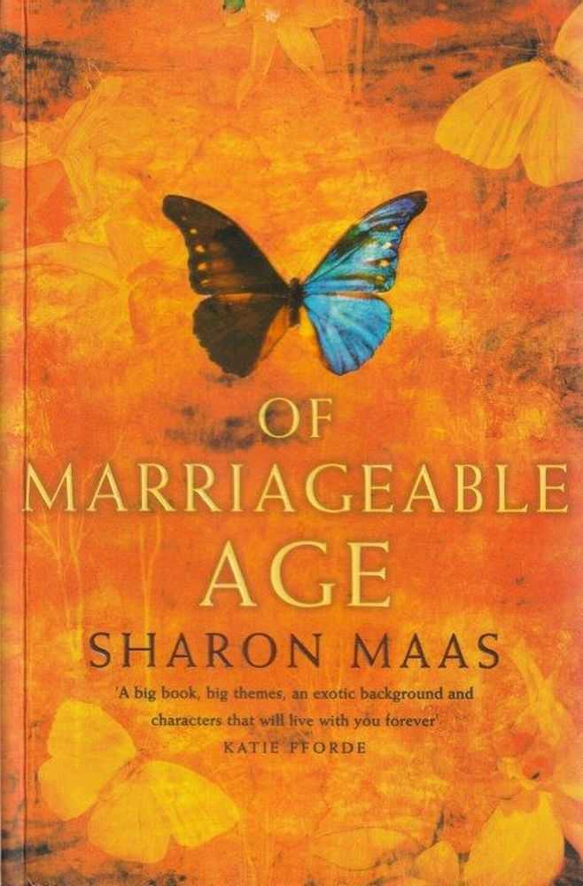 Of Marriageable Age, Sharon Maas