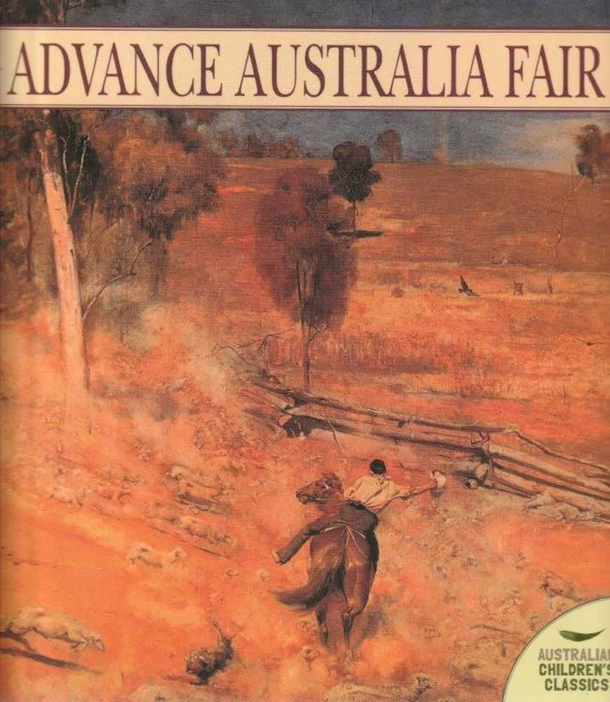 Advance Australia Fair, Peter Dodds McCormick