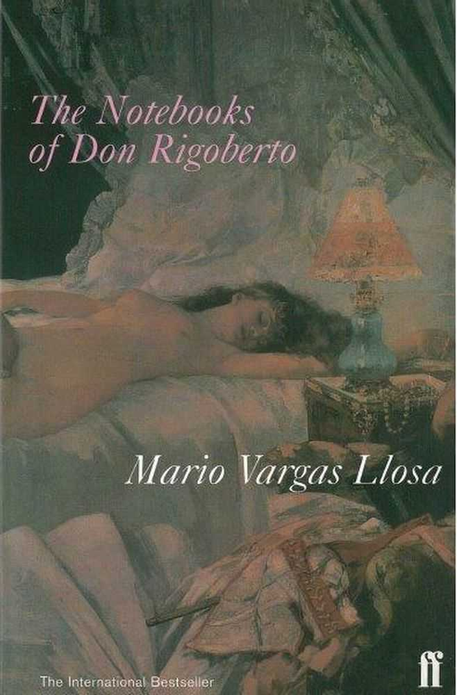 The Notebooks of Don Rigoberto, Mario Vargas Llosa