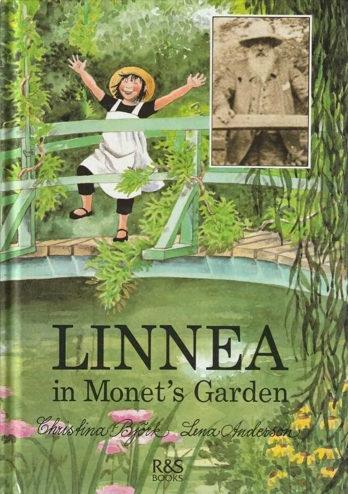 Linnea in Monet's Garden, Christina Bjork