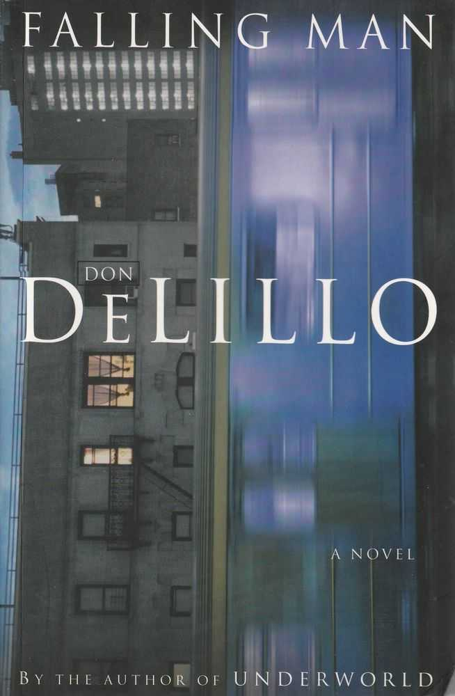 Falling Man, Don Delillo