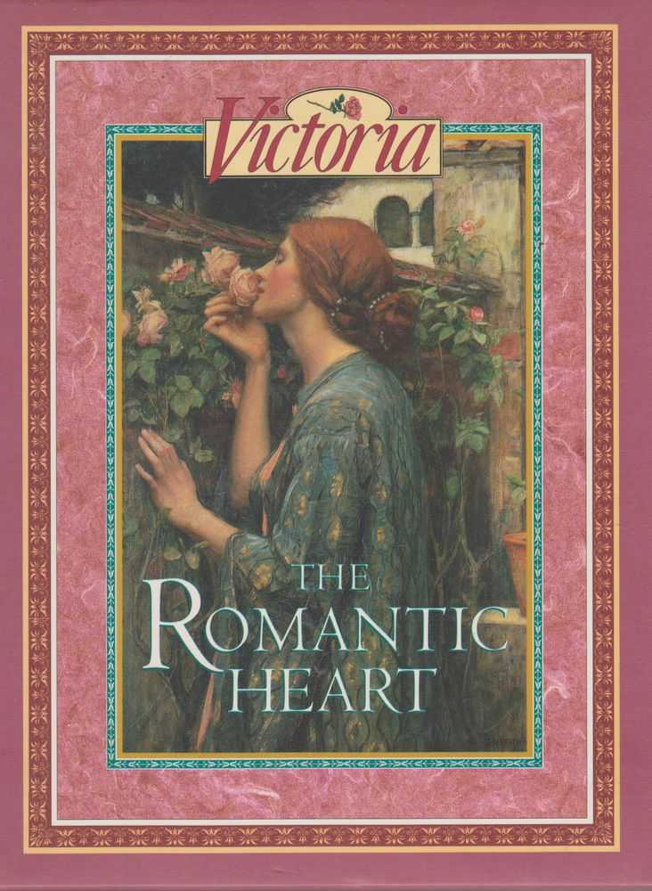 Victoria The Romantic Heart, Various Contributors