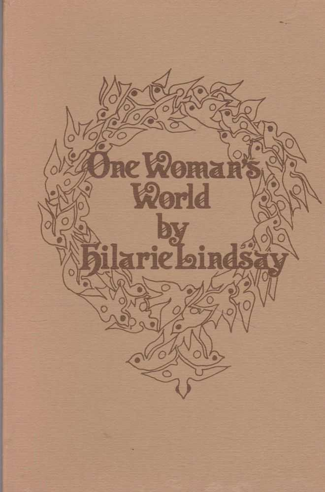 One Woman's World, Hilarie Lindsay