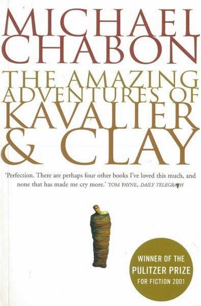 The Amazing Adventures of Kavalier & Clay, Michael Chabon